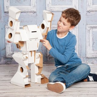 Calafant Roboter zum Gestalten