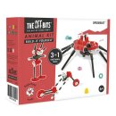 Spiderbit model kit mit Super Tool 3 Figuren zum...