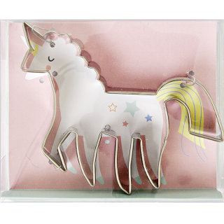 Unicorn Cookie Cutter - Keksausstecher