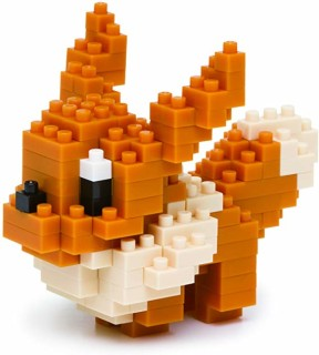 Pokemon Nanoblock Evoli